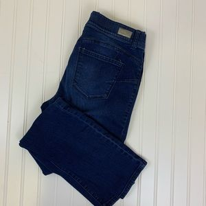Juicy Couture pull on denim jeggings 10